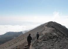 4 Tage Tansania Mount Meru Trekking Expedition Rundreise