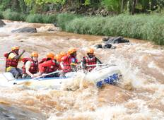 4 Days white water rafting & Aberdare Ranges Trekking  Tour