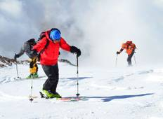 Damavand Ski Touring Tour