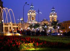 Lima Tourist Package Tour