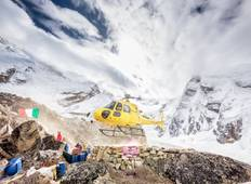 Nepal Tour with Everest Scenic Flight and Annapurna Base Camp Heli Ride Tour