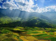 Sapa 3 Days 2 Nights Trekking Tour From Hanoi (1 Night In Ta Van Village, 1 Night In Hotel) Tour