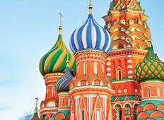 Treasures of Russia Cruise (2020) Tour