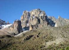 Climbing Mount Kenya (Chogoria Route) - 5 Days Tour