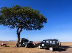 Private Masai Mara Crossing - 3 Days Tour