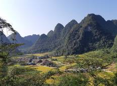 Trekking the Limestone Mountains and Handicraft Villages of Cao Bang Tour