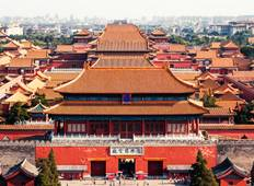 Three Day Beijing Coach Tour Tour