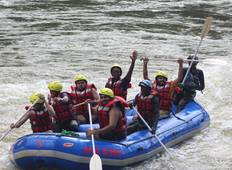 5 Days Whitewater Rafting on Zambezi River Tour