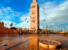 Souks and Medinas of Morocco Tour