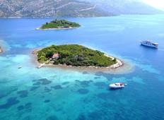 Stoke Afloat Croatia Cruise - Dubrovnik to Split Tour