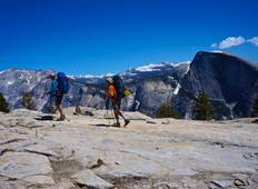 Yosemite North Rim Backpacking Adventure Tour