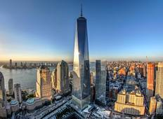 4-Day New York, Philadelphia, Washington DC Deluxe Tour from New York with Airport Transfers Tour