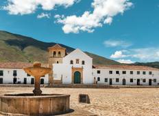 Trekking Group - Bogota, Villa de Leyva, Barichara, Coffee Region, Cartagena. Fix departures Tour