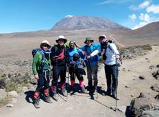 7-Day Machame Route - Kilimanjaro Trek Tour