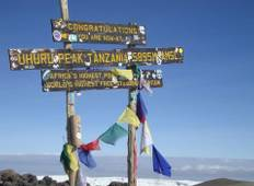 7-Day Rongai Route - Kilimanjaro trek Tour