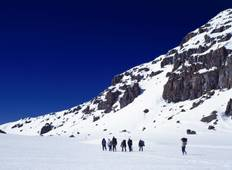 9-Day Kilimanjaro Trek - Lemosho Route Tour