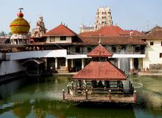 South India Temple Tour Package from Bangalore Tour