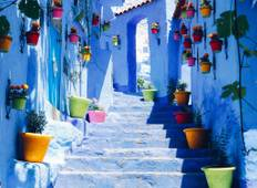 Around Morocco Tour (with Chefchaouen\'s experience) Tour