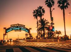 Discover Los Angeles  Tour
