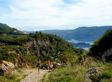 Corfu Trail Early Spring and Late Autumn Special Tour