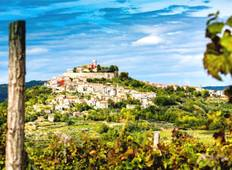 Istria on Wheels: Cycling from Trieste to Pula Tour