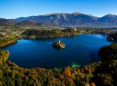 Discover beautiful Slovenia in 7 days Tour