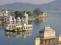 Golden Triangle India Tour with Udaipur and Wildsafari of Ranthambore Tour