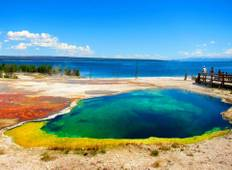 4-Day Yellowstone National Park, Spokane, Coeur D'Alene Tour from Seattle Tour