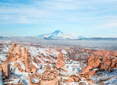 Cappadocia - Erciyes Winter Package Tour