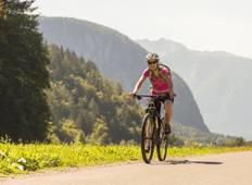Grand Slovenia Cycling Tour - from Ljubljana to the Adriatic Tour