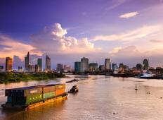 Saigon and Phnom Penh Short Cruise (from Saigon to Phnom Penh) (October 2019 onward) Tour