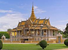 Saigon and Phnom Penh Short Cruise (from Phnom Penh to Saigon) (3 Nights) Tour