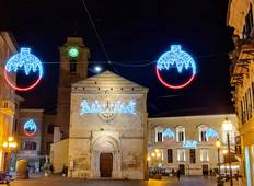 Cultural, Culinary & Christmas Dishes Experience in Abruzzo Tour