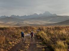 Mt. Kenya Mountain Bike cycling tour 10 days Tour