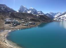 EBC-Chola Pass Trekking Tour