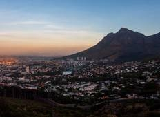 Sun City and Cape Town  Tour