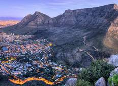 4 Day Cape Town Short Stay Tour