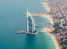 4* Dubai Stopover 4 Day Tour