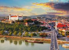 Bratislava and the High Tatras: Walking and Culture Tour