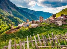 Step In Svaneti Fairy Tale Tour