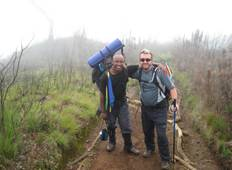 Kilimanjaro Short Hike 4 Days Tour