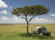 The Great Wildebeest Migration: 5 Days Maasai Mara Flying Package Tour