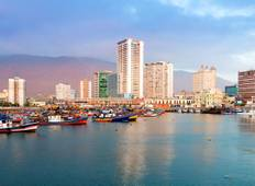 Iquique tax free zone Tour