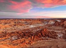 The Great Atacama Desert - 11 days Tour