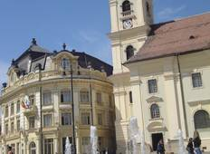 Gastronomical City Break Sibiu Tour