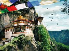 Tiger Nest Monastery Tour in Bhutan Tour