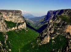 Vikos Gorge and the Stone Bridges of Zagori Tour