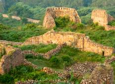 7 Days Classical Golden Triangle Tour With Splendid Mansions(Havelis) of Mandawa Tour