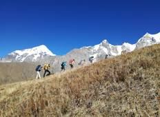 Trekking in Svaneti: Mestia to Ushguli Tour