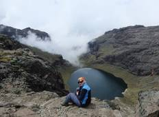 Mt Kenya Sirimon Chagoria 5 Days Tour